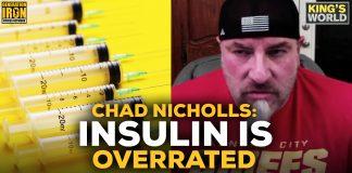 Chad Nicholls Insulin Bodybuilding Generation Iron