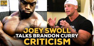 Joey Swoll Brandon Curry Generation Iron