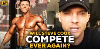 Will Steve Cook Compete Again Generation Iron