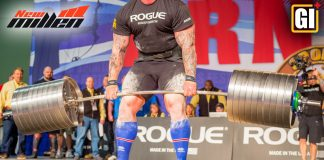 Arnold Strongman Classic 2020 Results
