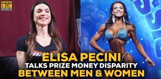 Elisa Pecini Women vs Men Prize Money