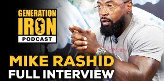 Mike Rashid full interview Generation Iron Podcast