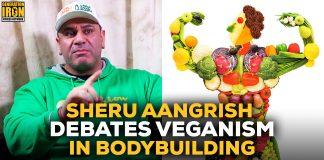 Sheru Aangrish Vegan Bodybuilding