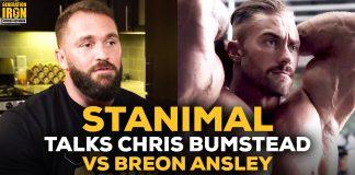 Stanimal Talks Chris Bumstead vs Breon Ansley Generation Iron