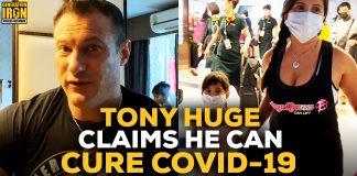 Tony Huge COVID-19