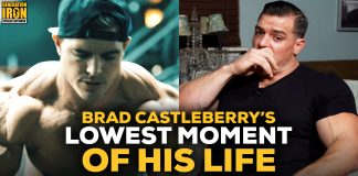 Brad Castleberry lowest moment
