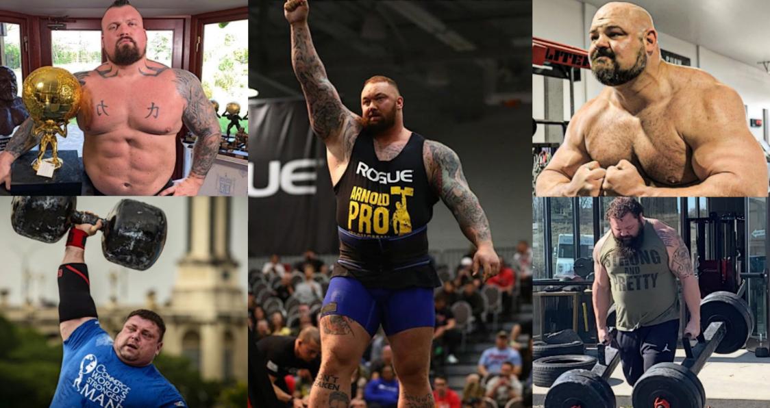 Eddie Hall Apologizes While Top Strongmen React To Hafthor