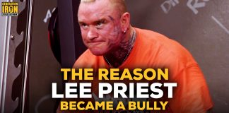 Lee Priest bully bodybuilding