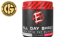 All Day Shred Enhanced Review