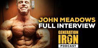 John Meadows Full Interview GI Podcast