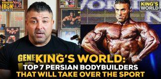 King's World Top Persian Bodybuilders
