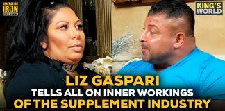 King's World Liz Gaspari Interview Part 1