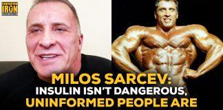 Milos Sarcev Insulin