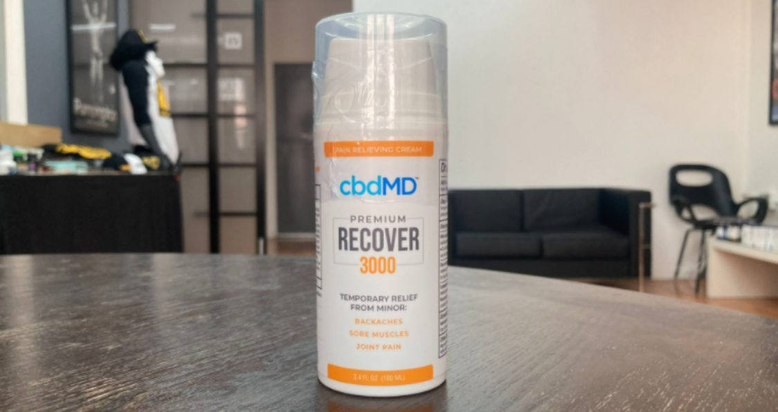 cbdMD_Recover_Product