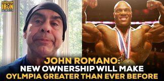 John Romano Olympia Sale
