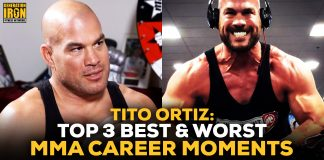 Tito Ortiz MMA Best Moments Worst Moments