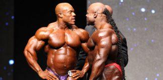Kai Greene vs Phil Heath