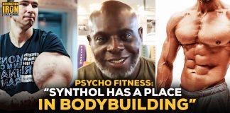 Psycho Fitness synthol bodybuilding