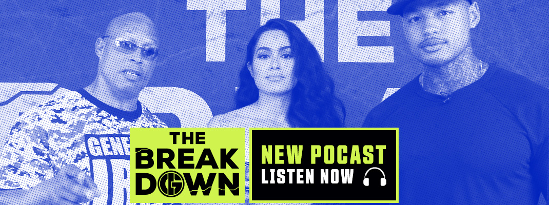 The Breakdown Podcast