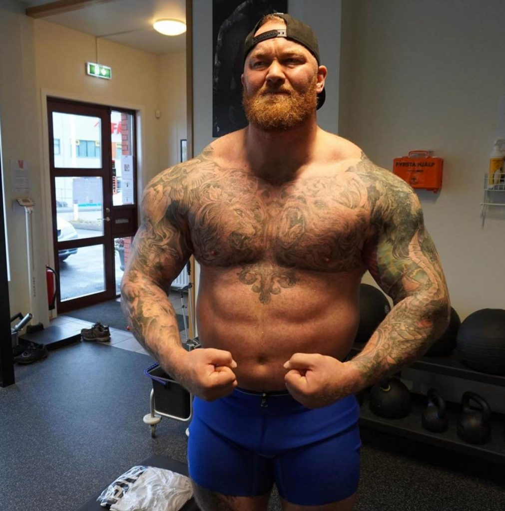 Hafthor Bjornsson