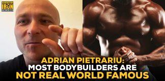 Adrian Pietrariu bodybuilders famous
