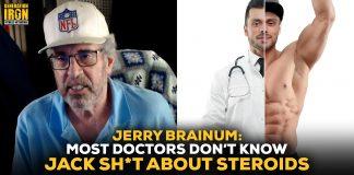 Jerry Brainum Doctors Steroids