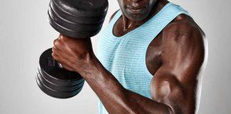 bicep bodybuilding