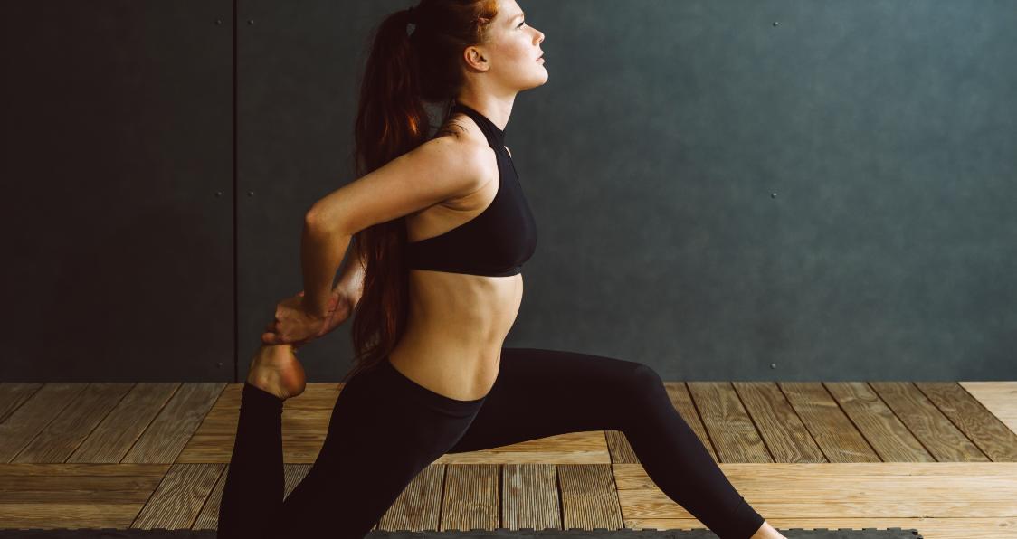 Bodybuilder Stretches