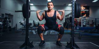 Powerlifting Exercises squat