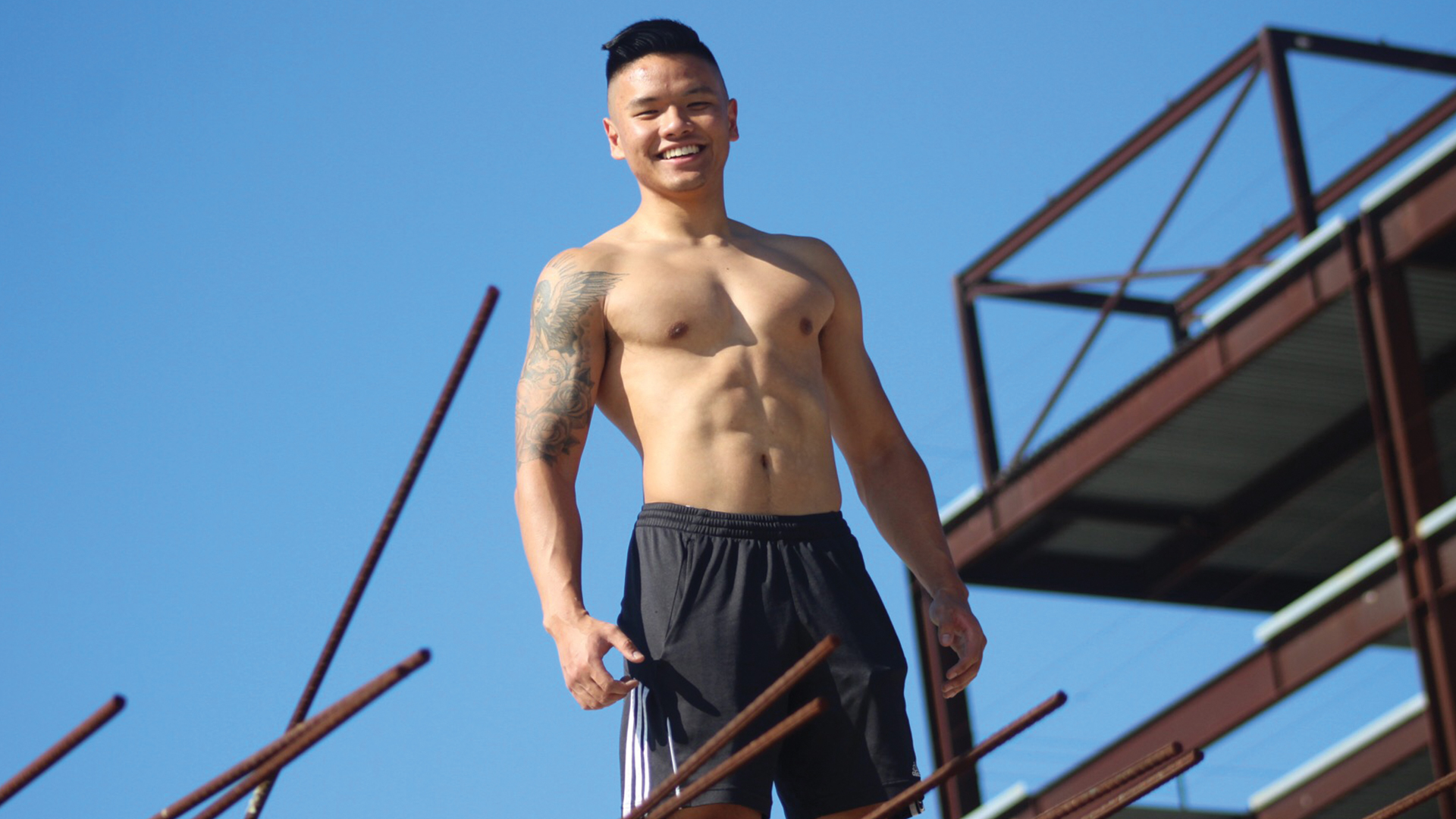 Calvin Huynh Generation Iron