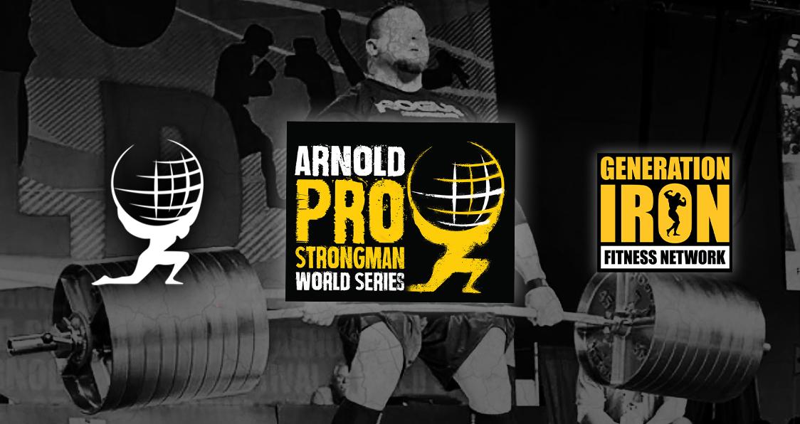 Strongman Corporation Generation Iron Media Partner