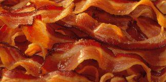 bacon unhealthy foods