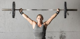 Overhead Press Workout Bodybuilding