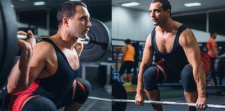 squat vs deadlift workout