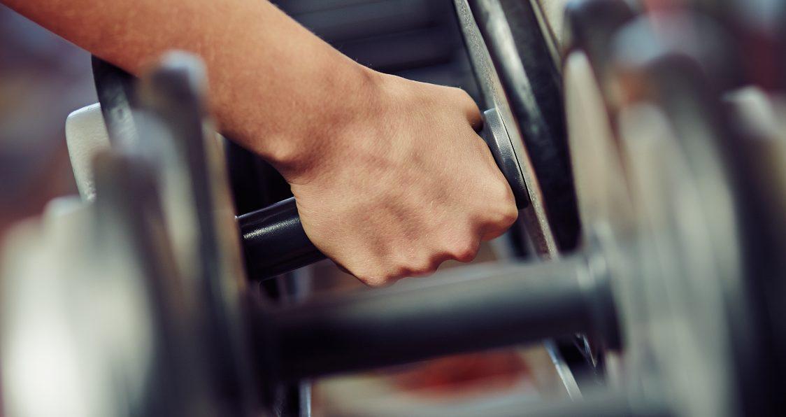 grip strength