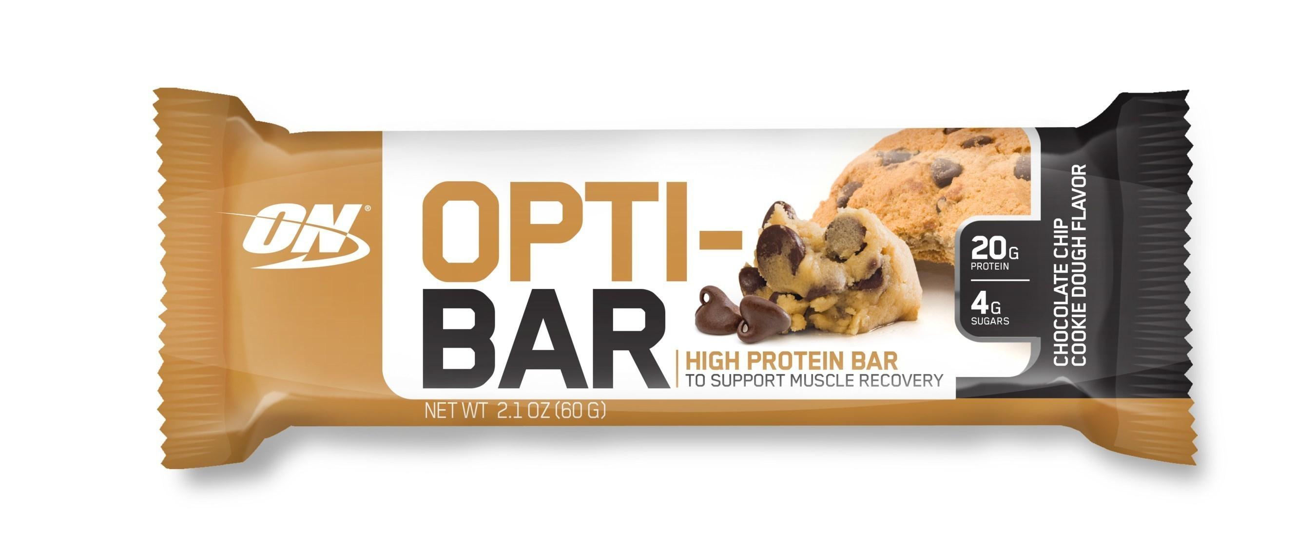 Optimum Nutrition Opti-Bar Protein