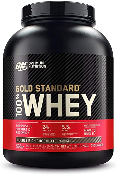 Optimum Nutrition Gold Standard Protein Powder