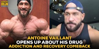 Antoine Vaillant Drug Addiction and Recovery