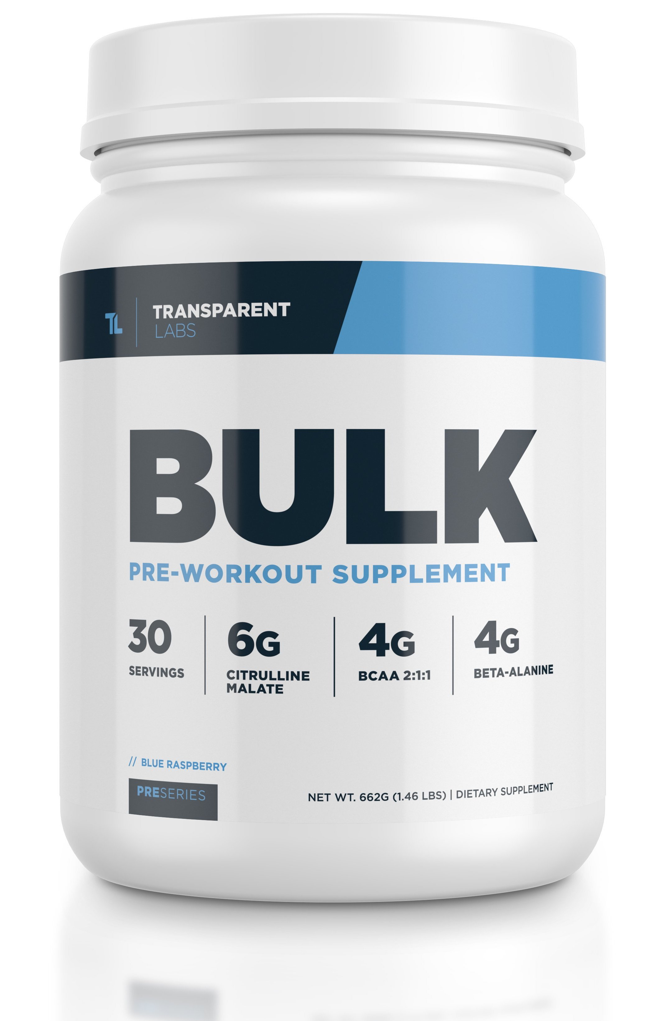 Transparent Labs Bulk