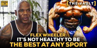 Flex Wheeler bodybuilding sports healthy