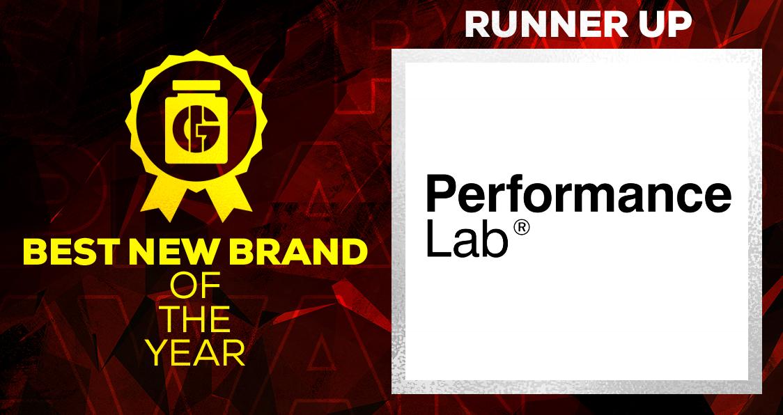 Generation Iron Supplement Awards 2020 Best New Brand Performance Lab