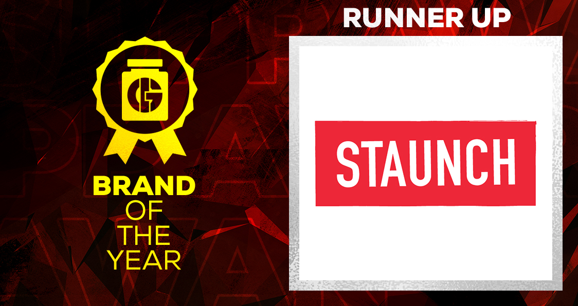 Generation Iron Supplement Awards Brand Of The Year Staunch