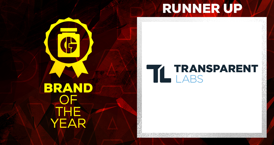 Generation Iron Supplement Awards Brand Of The Year Transparent Labs