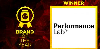 Generation Iron Supplement Awards Brand Of The Year Performance Labs