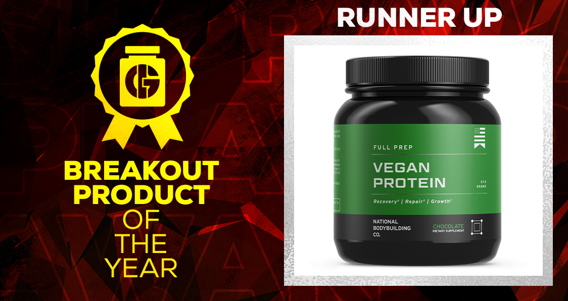 Generation Iron Supplement Awards Breakout Product National Bodybuilding Co. Protein