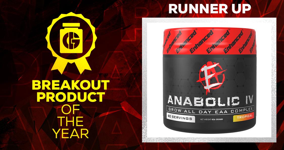 Generation Iron Supplement Awards Breakout Product Enhanced Labs Anabolic IV