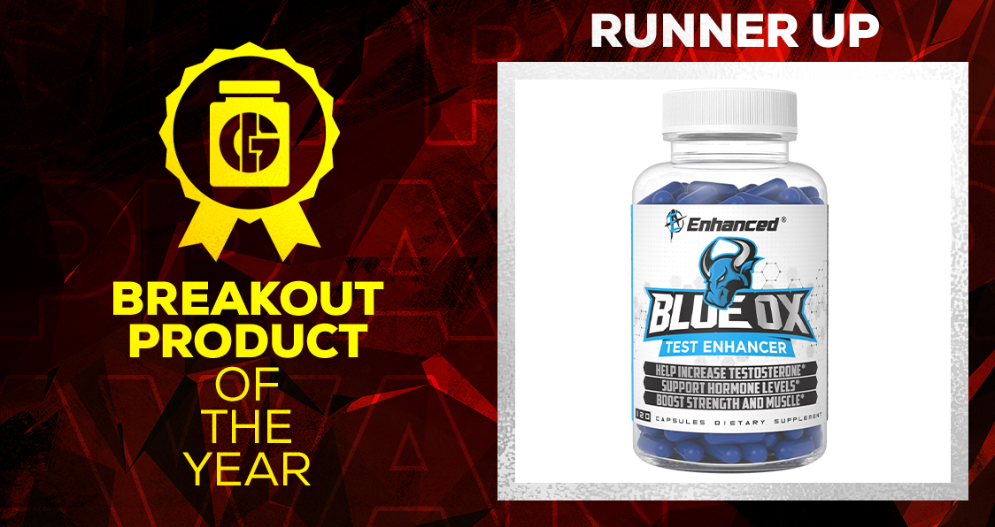 Generation Iron Supplement Awards Breakout Product Enhanced Labs Blue Ox