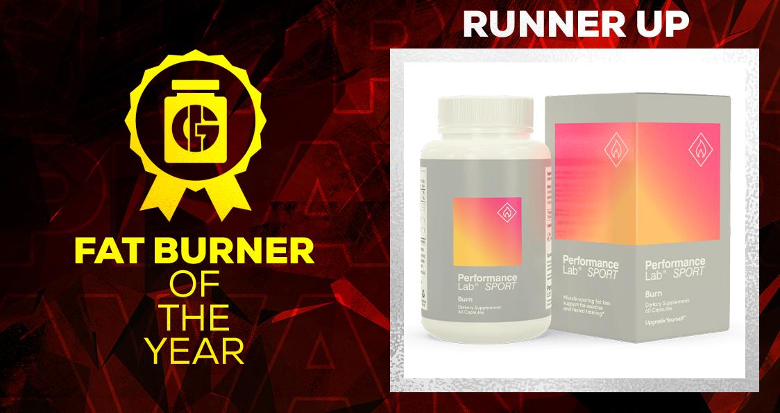 Generation Iron Supplement Awards Fat Burner Performance Lab