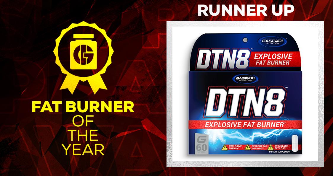 Generation Iron Supplement Awards Fat Burner Gaspari Nutrition DTN8