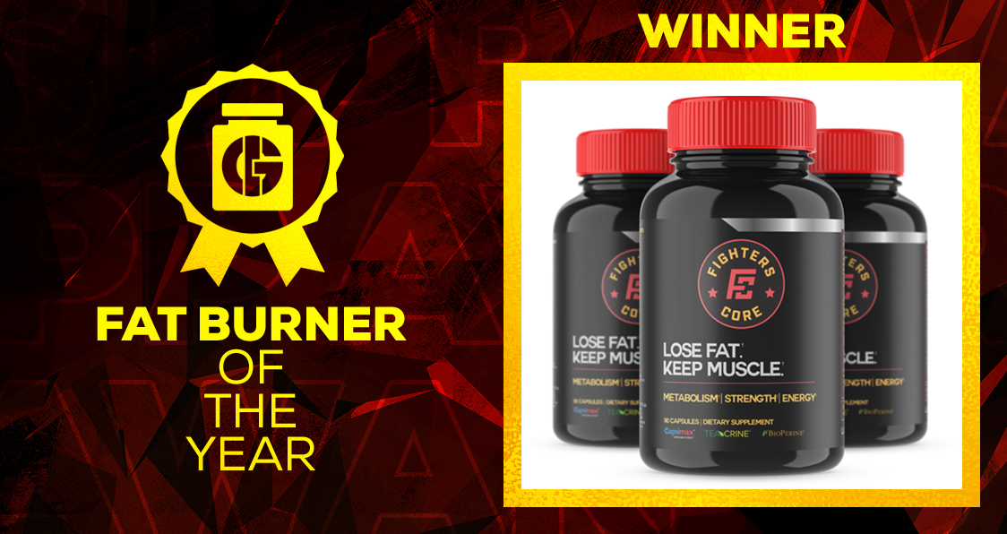 Generation Iron Supplement Awards Fat Burner Fighters Core